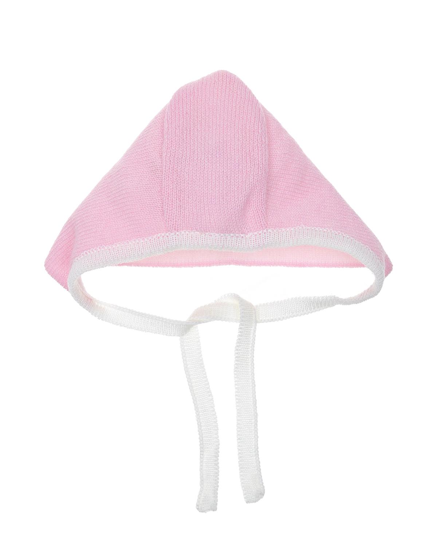 Купить Чепчик KYO детский, Розовый, 100%кашемир