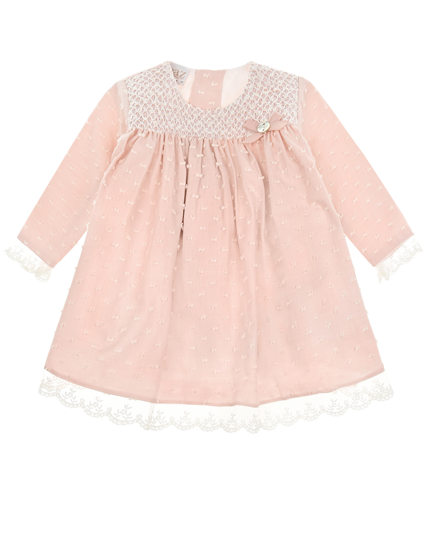 Купить Розовое платье с шортиками Paz Rodriguez