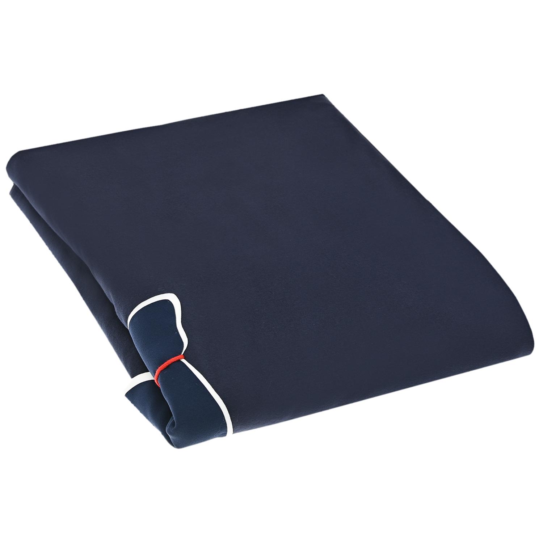 """Одеяло с аппликацией """"Галстук"""" La Perla детское, Синий, 100%хлопок  - купить со скидкой"""
