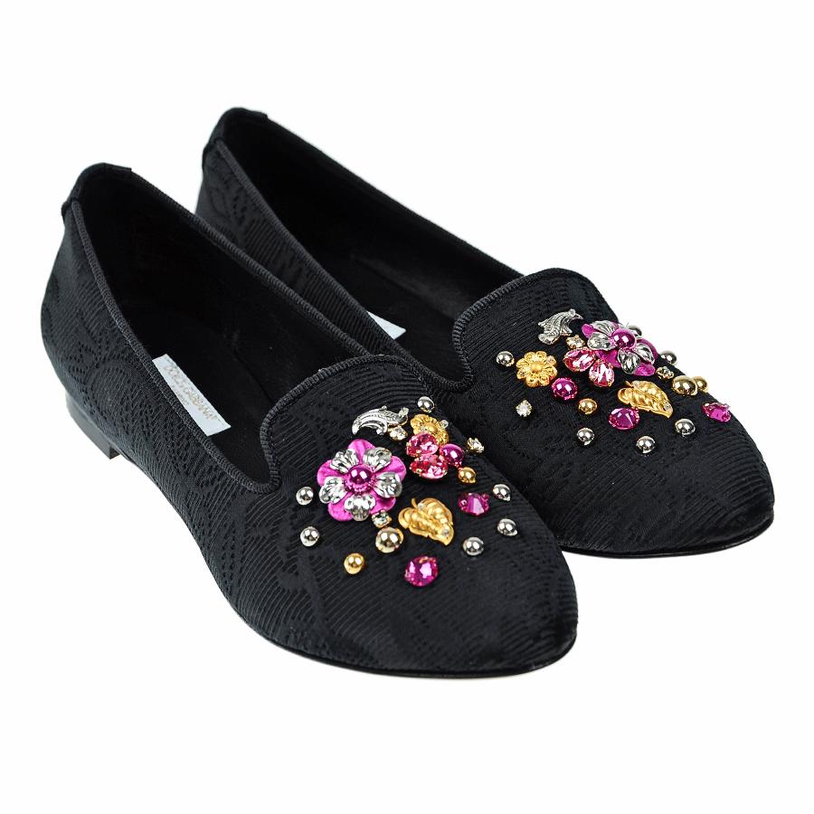 Слипперы Dolce&amp;GabbanaТуфли<br><br>