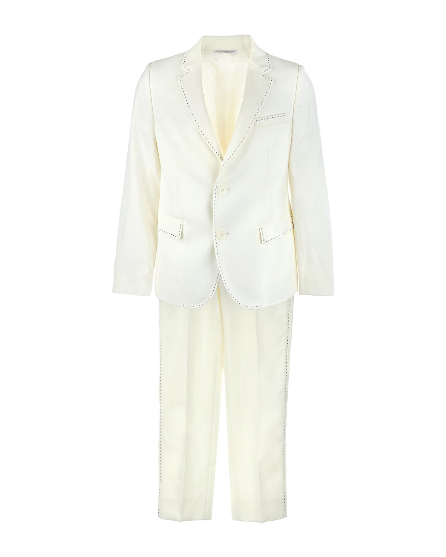 Костюм 2 дет. Dolce&amp;Gabbana для мальчиковКостюмы, Пиджаки, Жилеты<br><br>