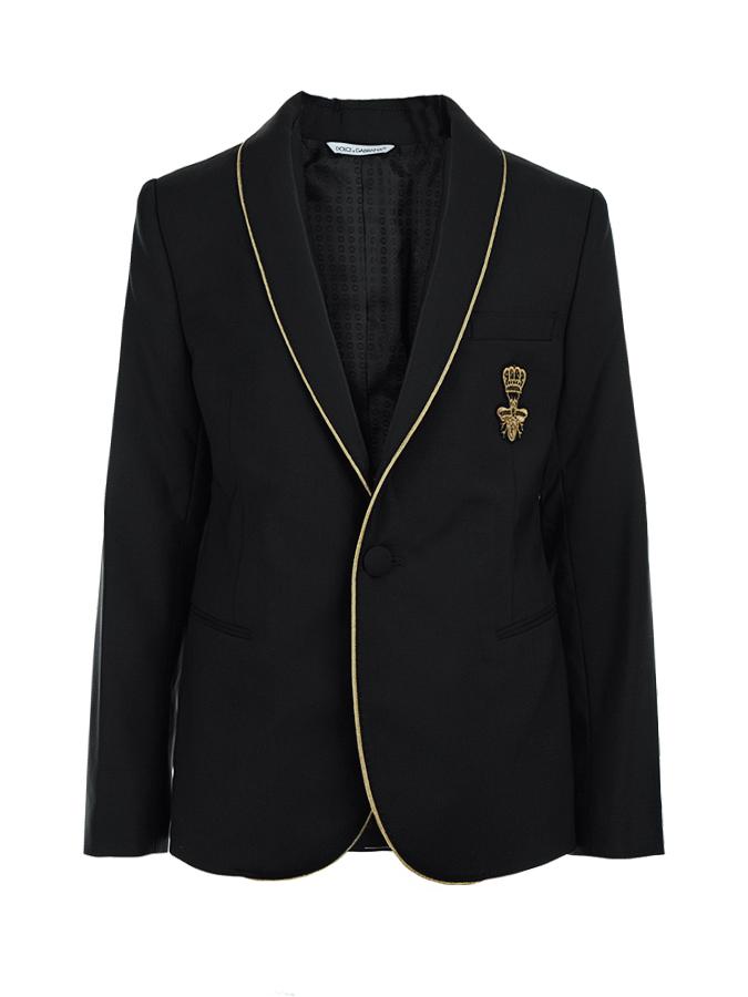 Пиджак Dolce&Gabbana для мальчиков