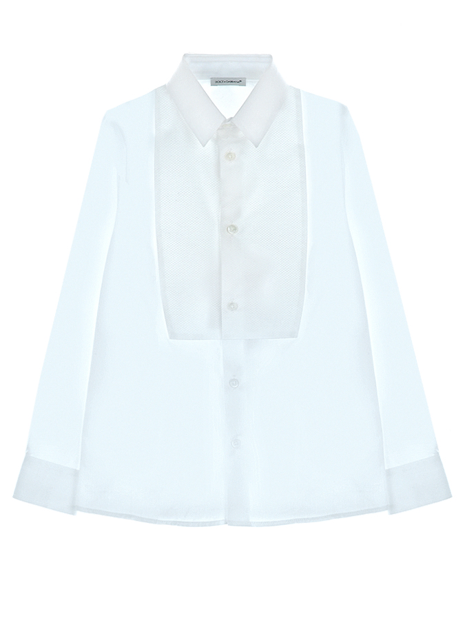 Рубашка Dolce&amp;Gabbana для мальчиковРубашки<br><br>