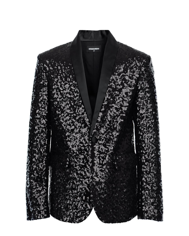 Пиджак Dsquared2 для девочекПиджаки, Жакеты, Жилеты<br><br>
