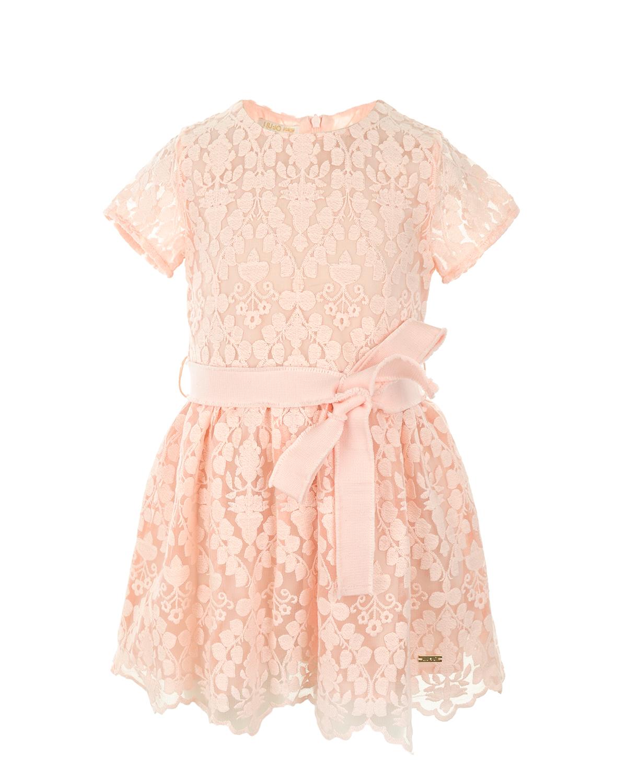 Платье Liu Jo для девочекОдежда<br><br>