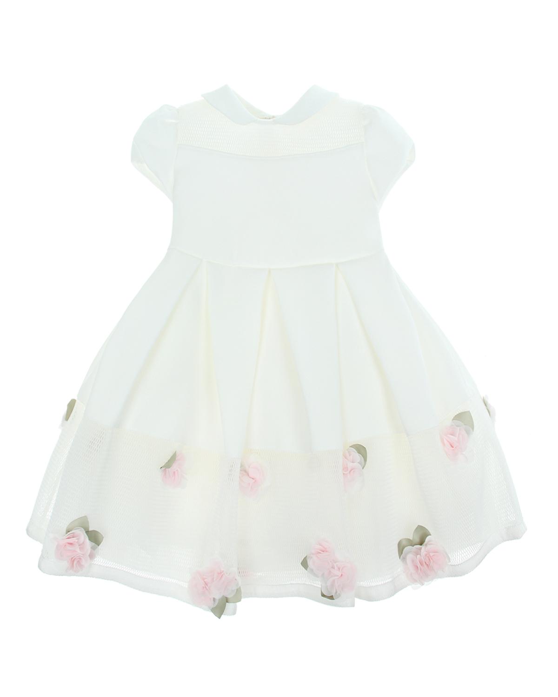 Платье MonnaLisa Chic для малышейОдежда<br><br>