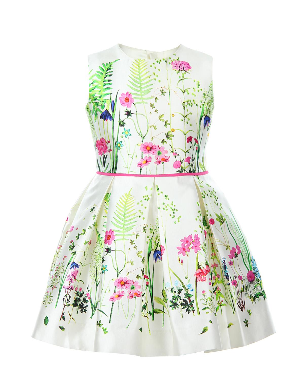 Платье Oscar de la Renta для девочекПлатья, Сарафаны<br><br>