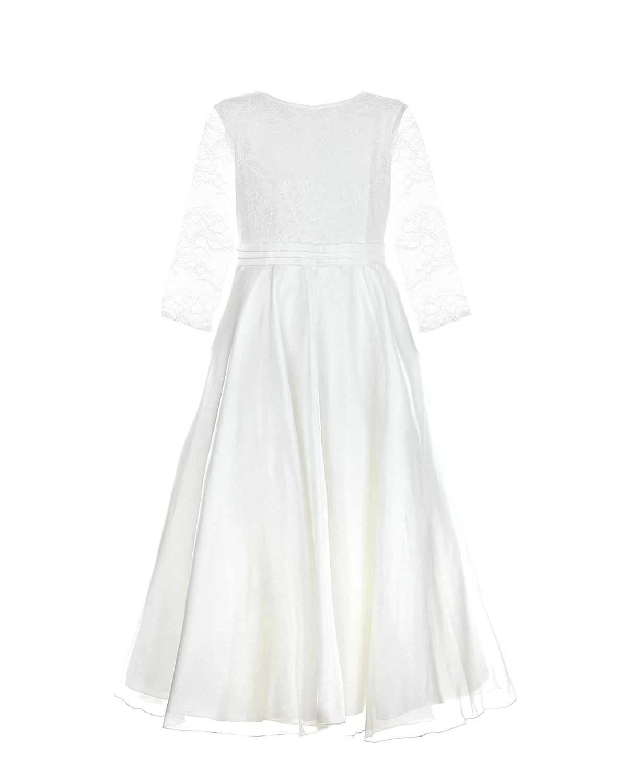 Платье-макси с широким поясом Aletta детское фото