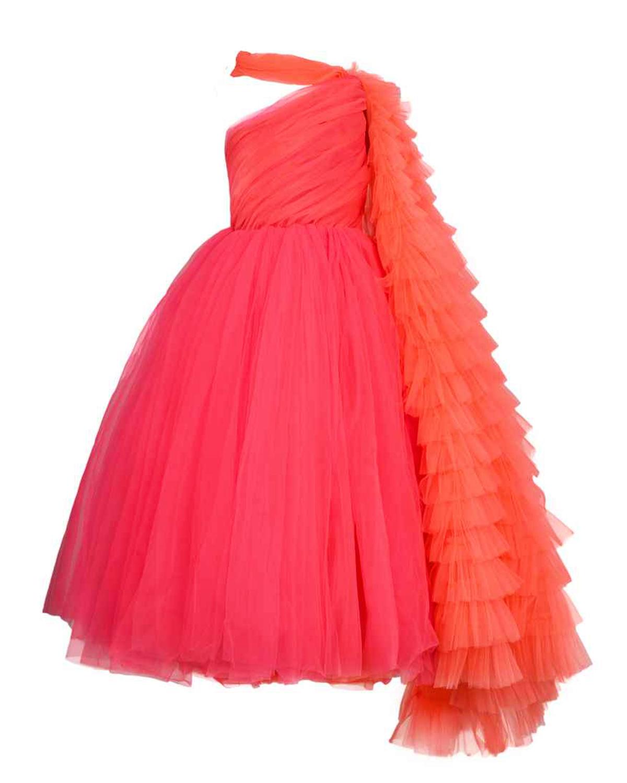 Купить Платье Muriel Sasha Kim детское, Нет цвета, 100%полиэстер, 80%вискоза+20%эластан