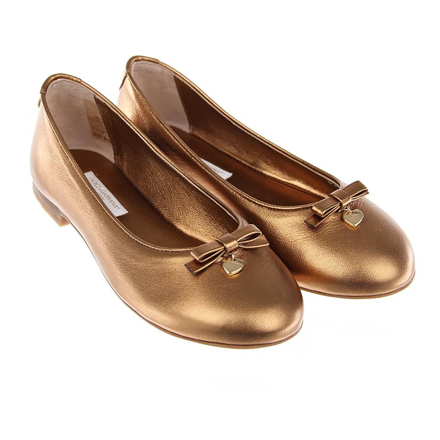 Балетки Dolce&amp;Gabbana для девочекБалетки<br><br>