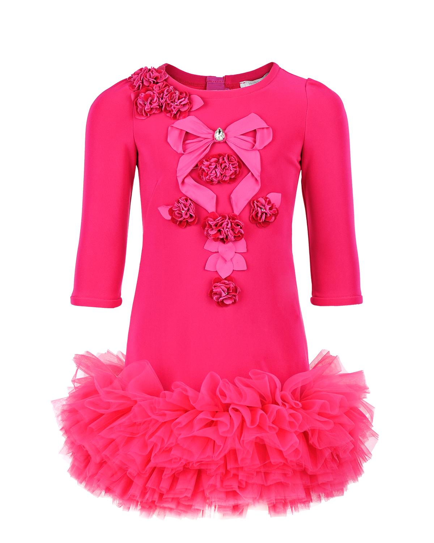 Платье MonnaLisa Couture для девочекПлатья<br><br>