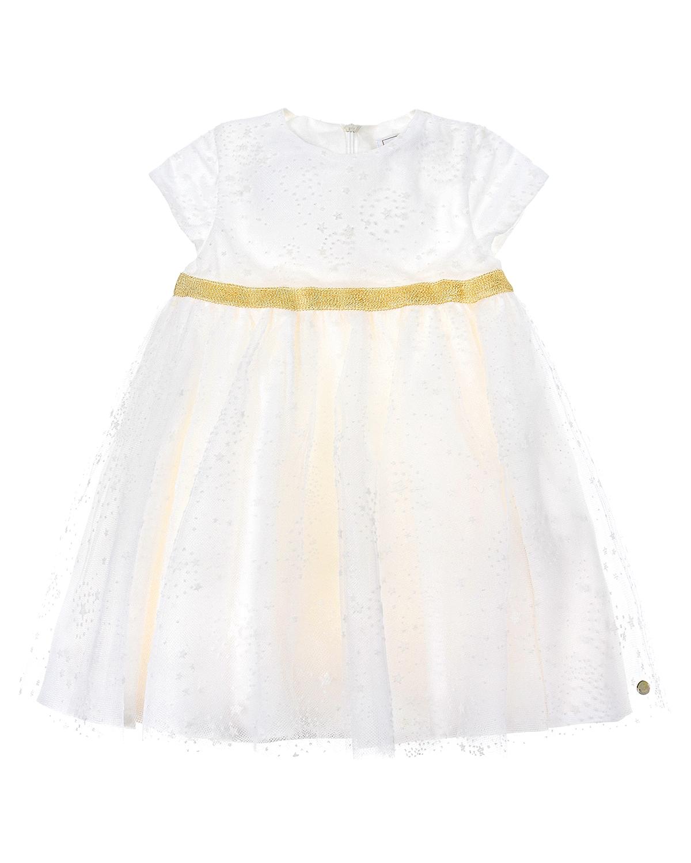 Платье с пышной юбкой Tartine et Chocolat детское фото