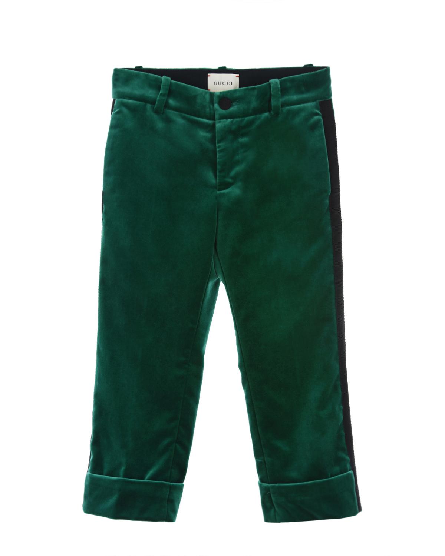 брюки gucci для мальчика