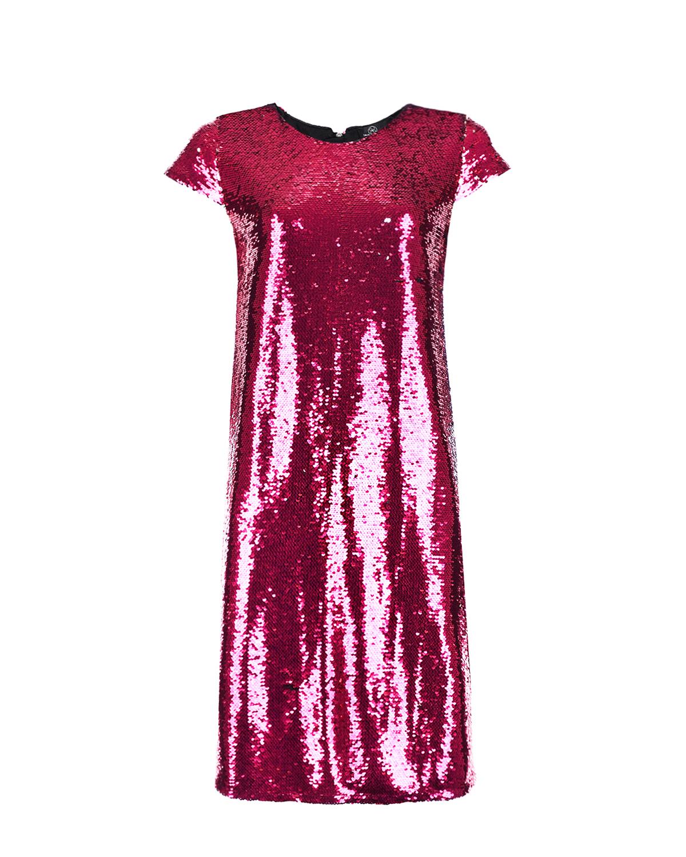 Платье для беременных с двухсторонними пайетками Dan Maralex фото