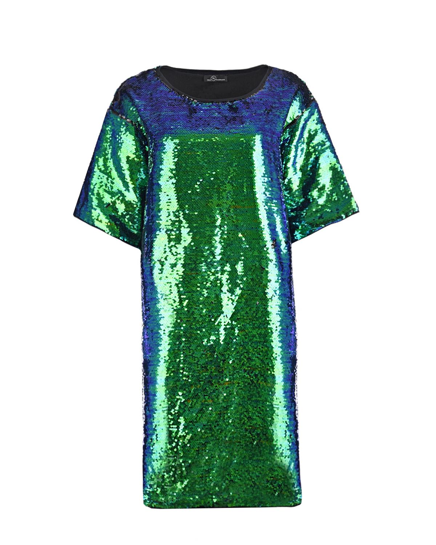 Платье для беременных с пайетками Dan Maralex цвет нет цвета