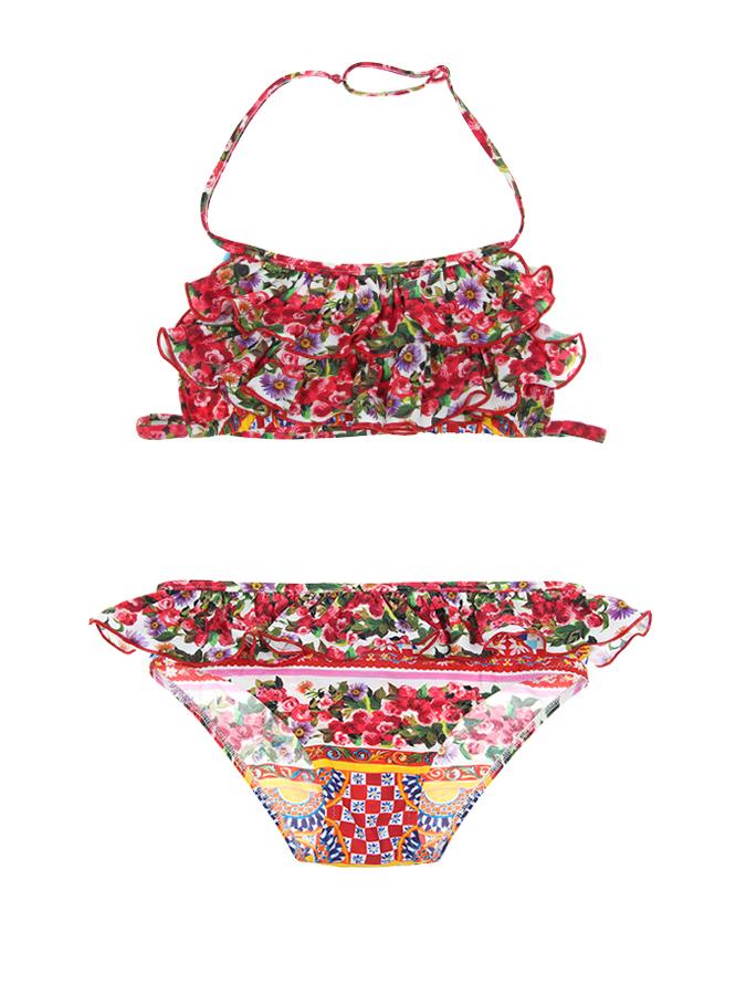 Купальник 2 дет. Dolce&amp;GabbanaКупальники<br><br>