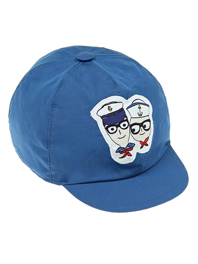 Кепка Dolce&amp;Gabbana для мальчиковБейсболки и кепки<br><br>