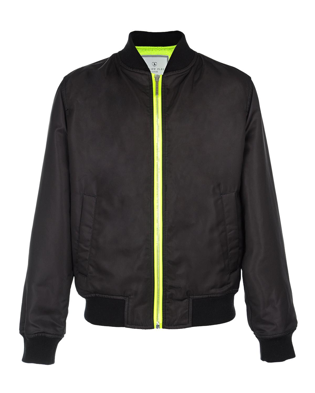 Куртка-бомбер с  принтом Philipp Plein