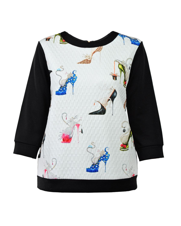 Джемпер для беременных Pietro BrunelliДжемперы, Пуловеры<br><br>