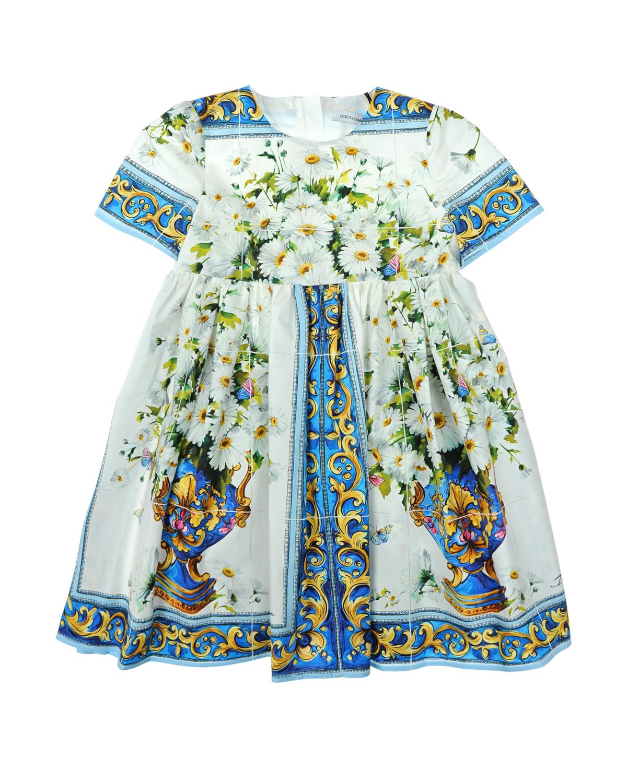 Платье 2 дет Dolce&amp;GabbanaКомплекты<br><br>