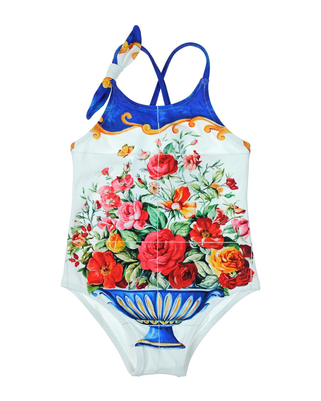 Купальник Dolce&amp;Gabbana для малышейКупальники и плавки<br><br>