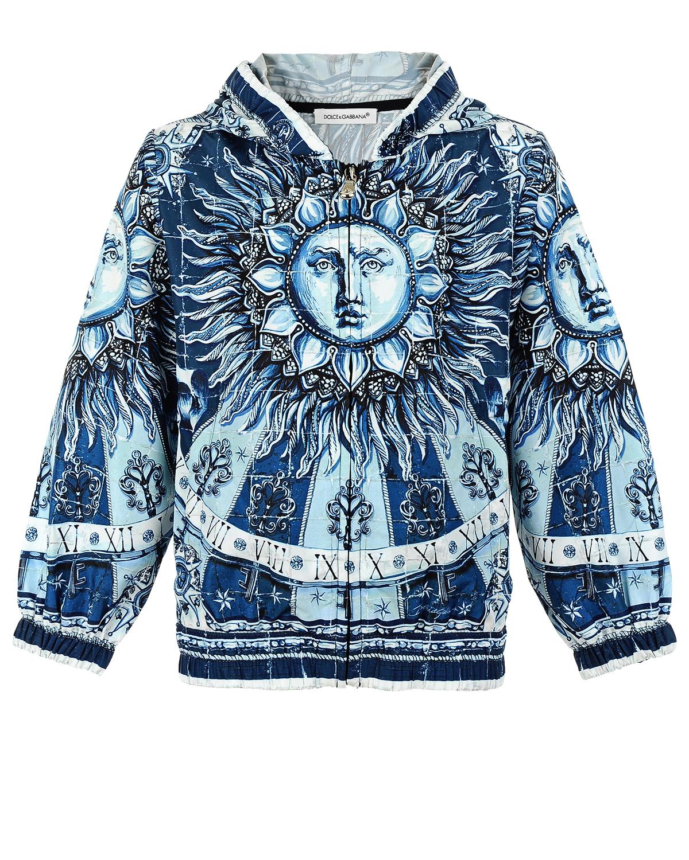 Ветровка Dolce&Gabbana для мальчиков