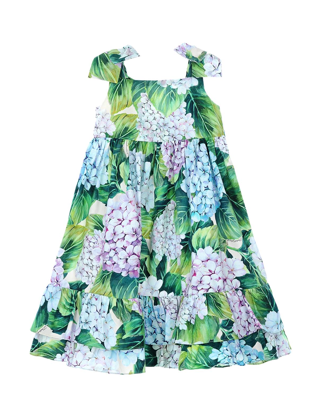 Платье Dolce&Gabbana для девочек