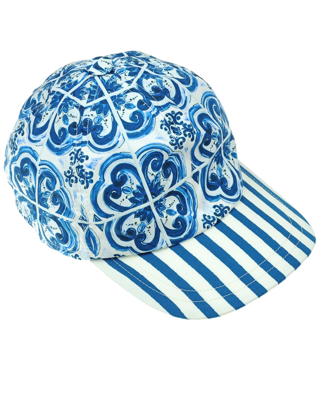 Бейсболка Dolce&amp;GabbanaБейсболки и кепки<br><br>