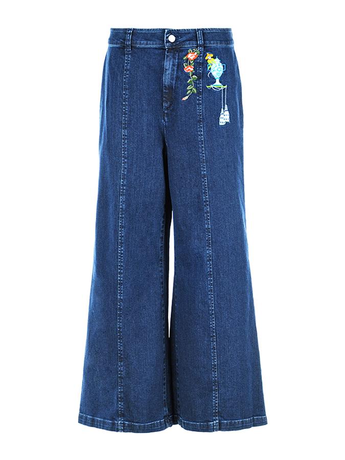 Купить со скидкой Брюки джинсовые Vivetta