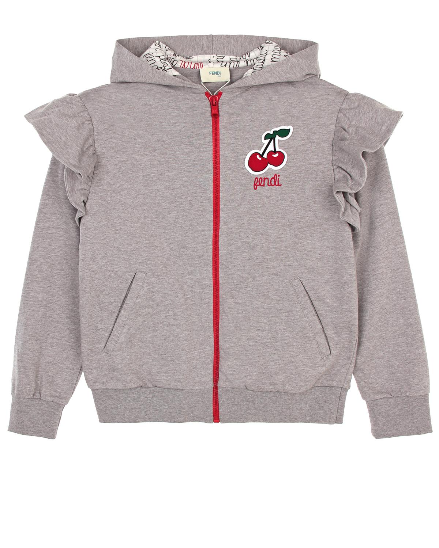 куртка fendi для девочки