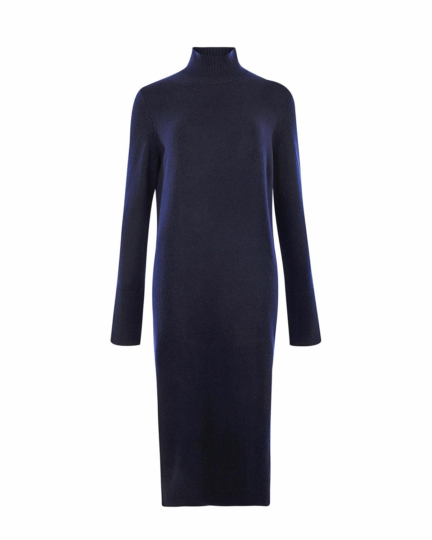 Платье из шерсти и кашемира с декоративными молниями MRZ, Нет цвета, 70%шерсть+30%кашемир  - купить со скидкой