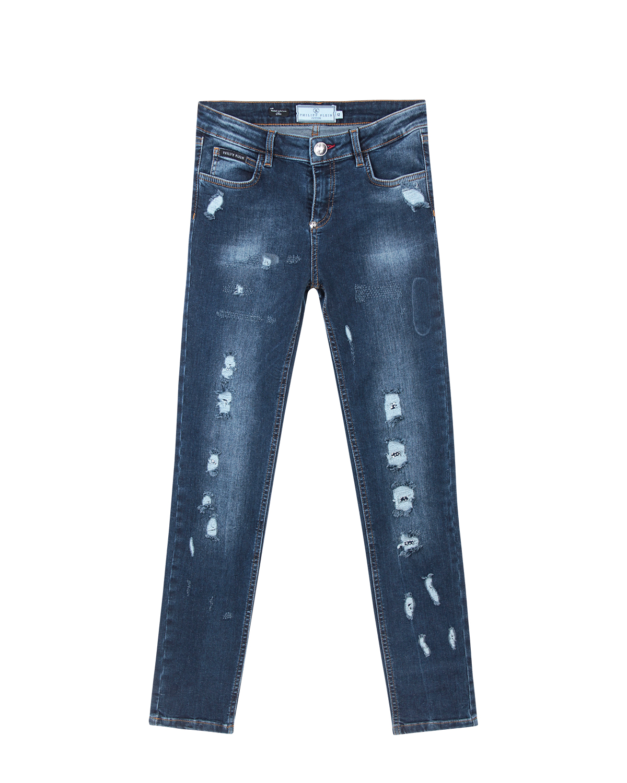 джинсы philipp plein для девочки