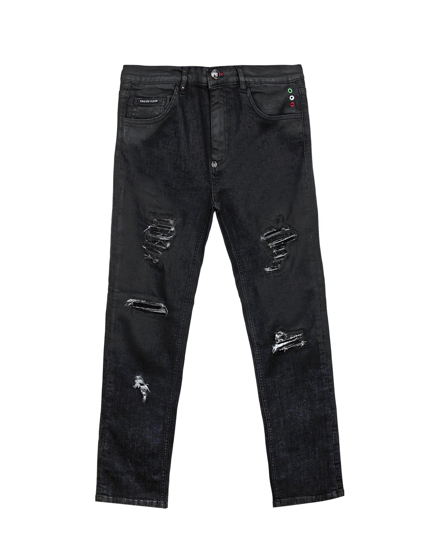брюки philipp plein для мальчика