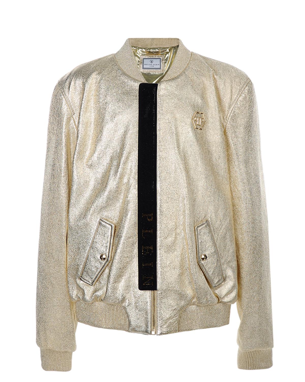 куртка philipp plein для девочки