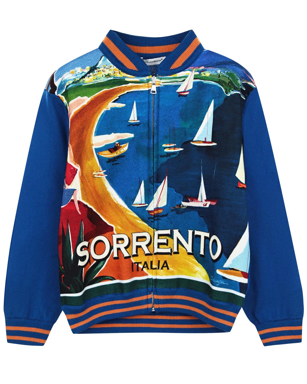 Купить Куртка спортивная Dolce&Gabbana