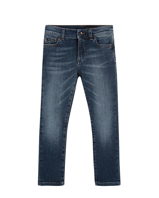 Брюки джинсовые Dolce&GabbanaДжинсы<br>