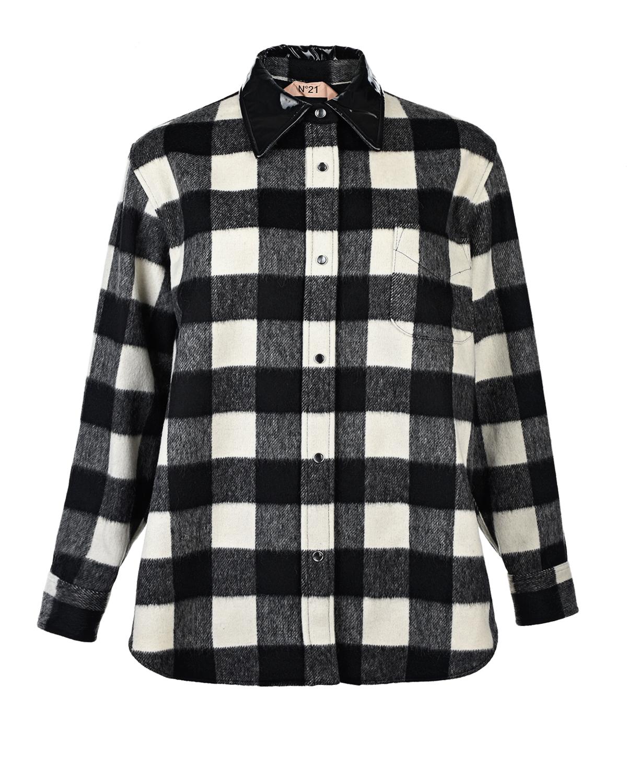 Купить Рубашка в клетку No. 21