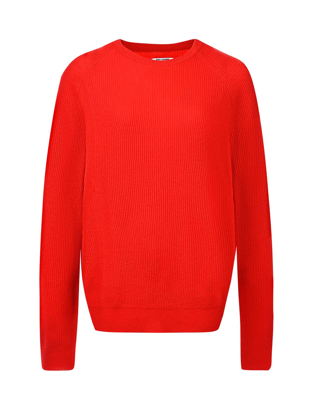 Купить Красный свитер из шерсти и кашемира Woolrich