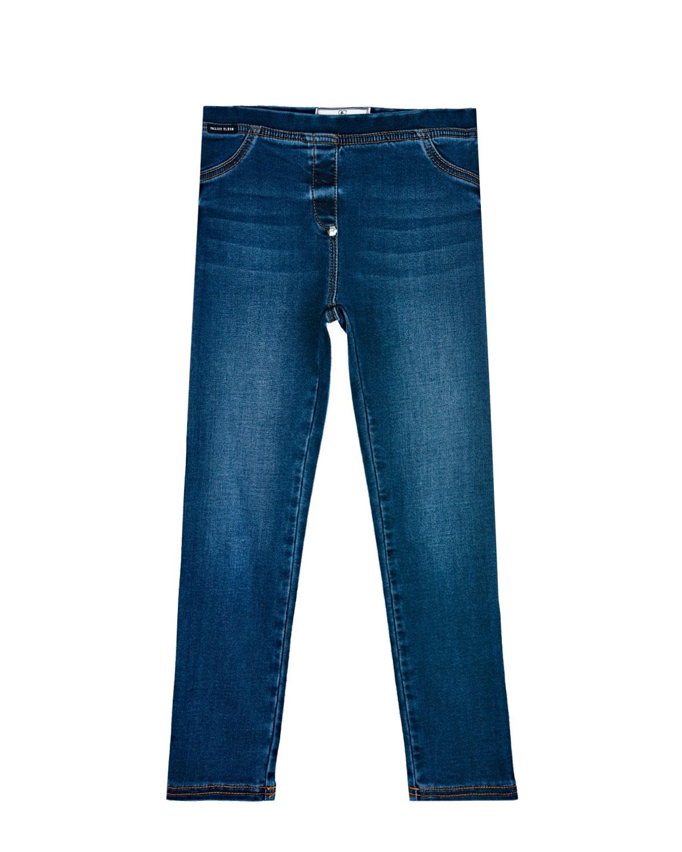 Брюки джинсовые Philipp Plein детские фото