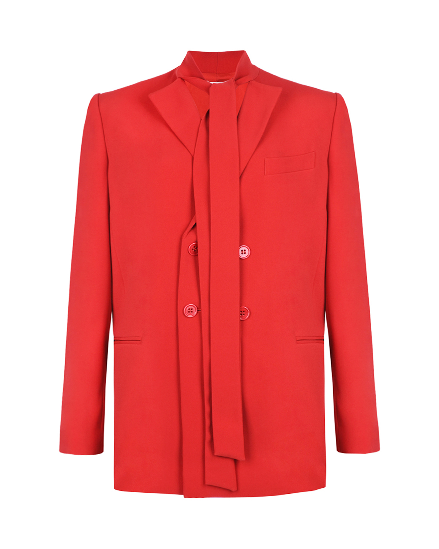 женский пиджак red valentino