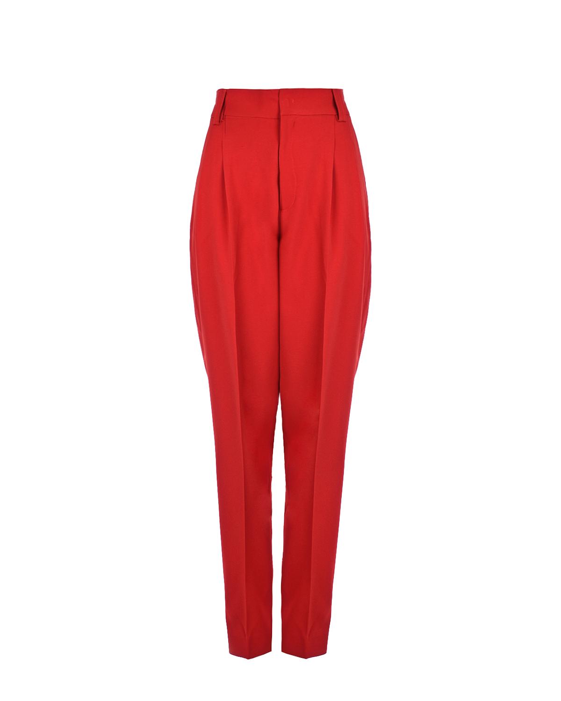 женские классические брюки red valentino