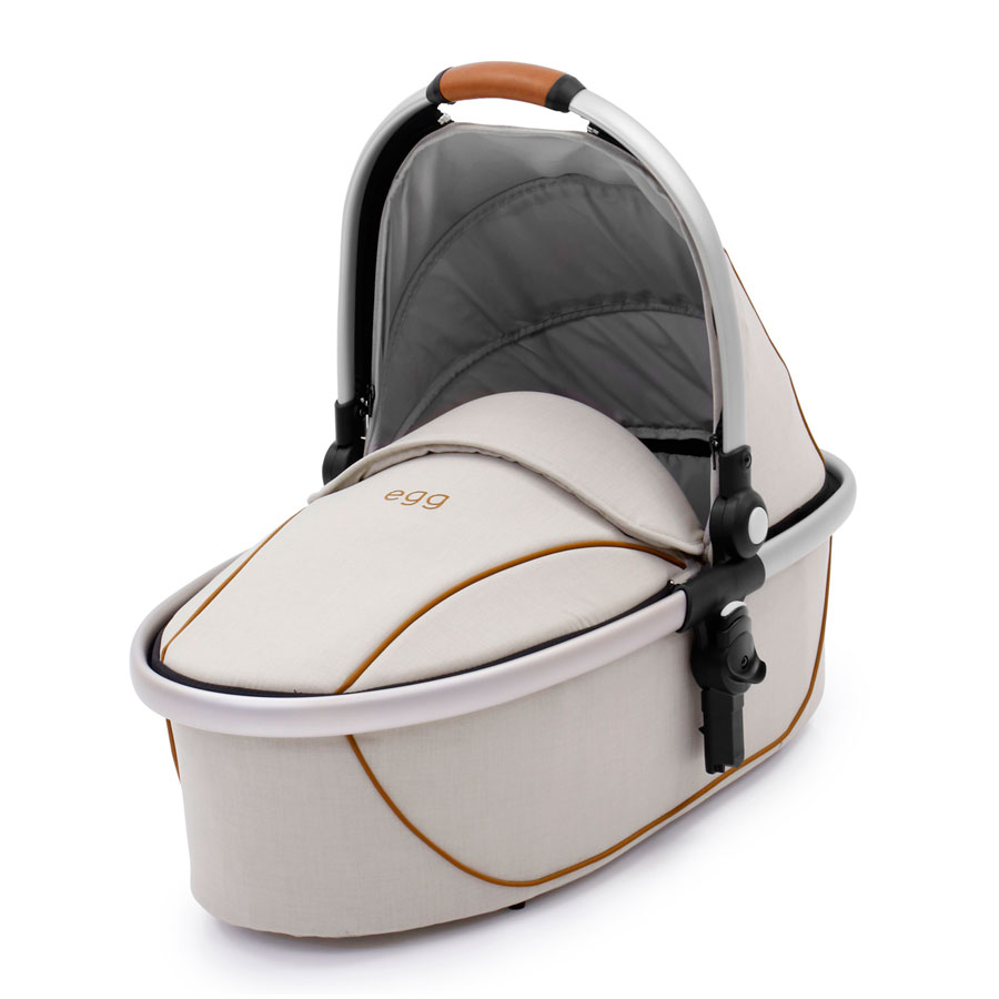 Люлька egg Stroller Egg Carrycot Prosecco & Champagne Frame