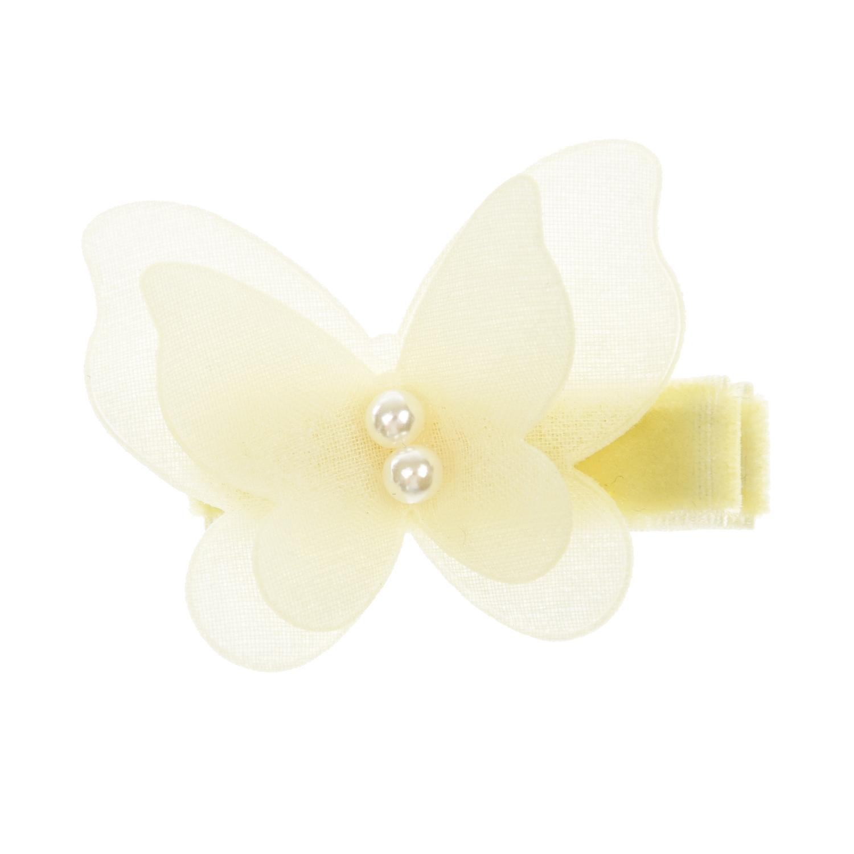 Купить Зажим для волос Бабочка Rena Chris детский, Нет цвета, см.на уп.