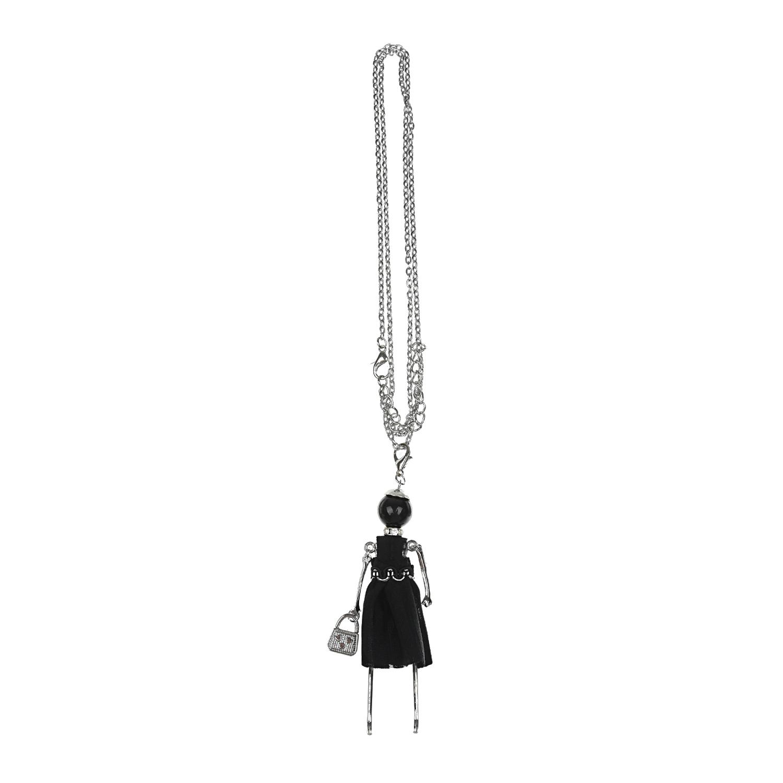 Купить Ожерелье, черное Tais детский, Нет цвета, см. на уп