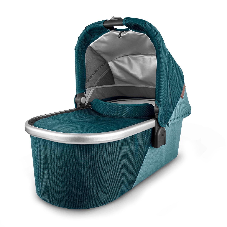 Люлька для коляски Cruz и Vista Finn лазурно-синий UPPAbaby цвет нет цвета