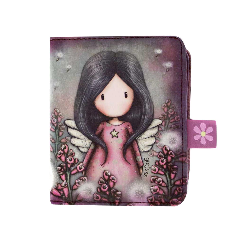 Купить Кошелек складной Gorjuss Little Wings, 10 x 11.7 x 2.5 см Santoro детский, Нет цвета, см. на уп.