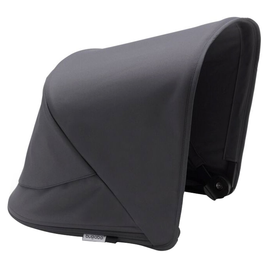 Купить Капор сменный для коляски Fox2/Cameleon 3Plus steel blue Bugaboo, Нет цвета, 100% полиэстер с защитой от от ультрафиолета 50+