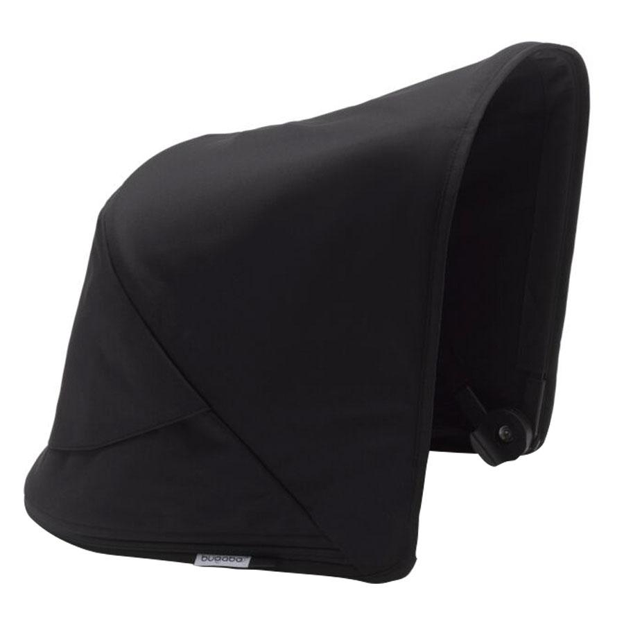 Купить Капор сменный для коляски Fox2/Cameleon 3Plus black Bugaboo, Нет цвета, 100% полиэстер с защитой от от ультрафиолета 50+