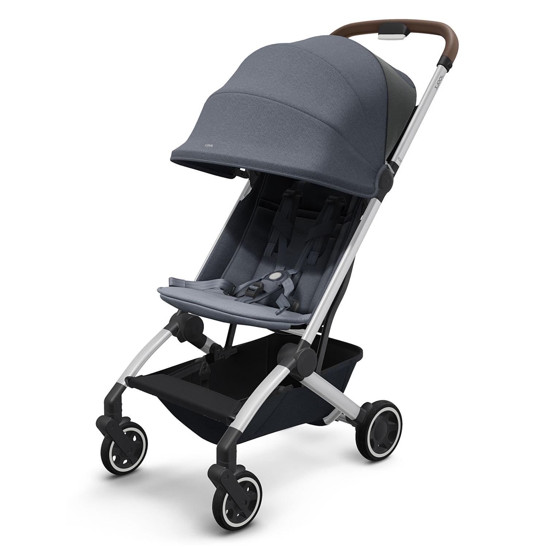 Купить Детская коляска Aer Elegant Blue JOOLZ, Нет цвета, металл, пластмасса, хлопок, полиэстер, поливинилхлорид, резина