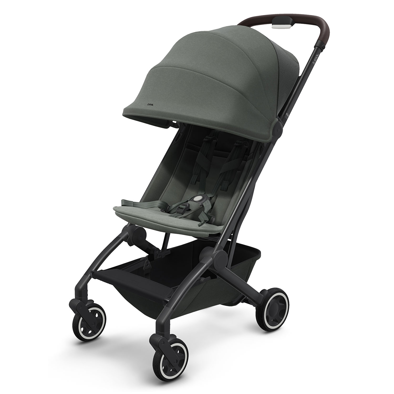 Купить Детская коляска Aer Mighty Green JOOLZ, Нет цвета, металл, пластмасса, хлопок, полиэстер, поливинилхлорид, резина